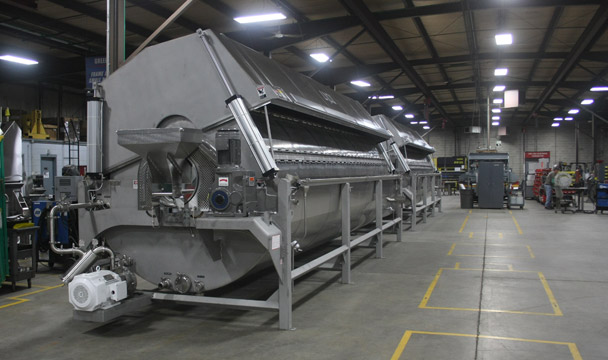 Commercial Food Processing Equipment Manufacturing Company