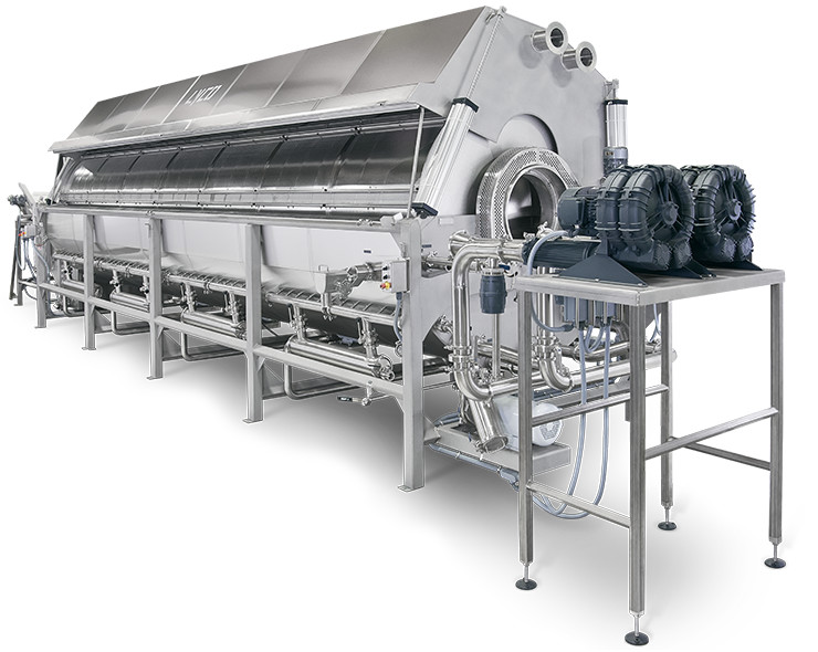 Rotary Drum Pasteurizer