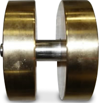 Blancher Double Trunnion Assembly Bronze