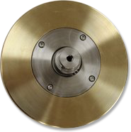 Blancher Trunnion, Bronze for High Heat Applications
